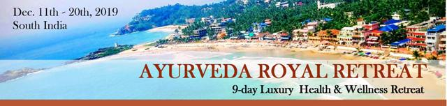 Heal in India!  daily massages, Ayurvedic meals, treatment of all health issues More info
