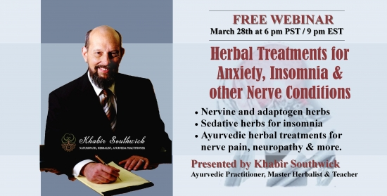 Treatments for Anxiety, Insomnia and stress.